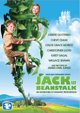 Jack and the Beanstalk from Avalon Family Entertainment